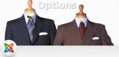 Options site web