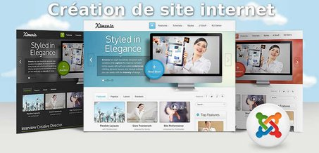 tarifs conception site web et prestations internet cms joomla var toulon. Black Bedroom Furniture Sets. Home Design Ideas