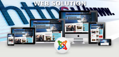 Joomla web solution